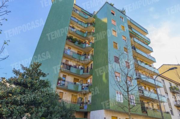 Appartamento in vendita a Milano, Affori Fn, Con giardino, 60 mq