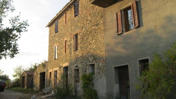 Rustico/Casale in vendita a Magione, Borgogiglione, Con giardino, 400 mq - Foto 16