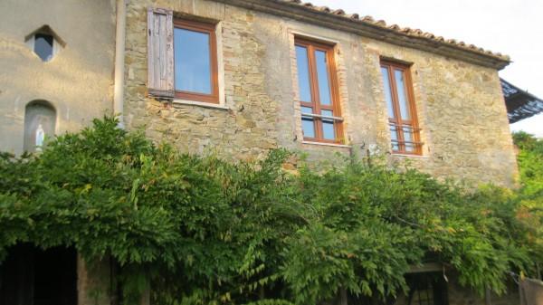 Rustico/Casale in vendita a Magione, Borgogiglione, Con giardino, 400 mq - Foto 60