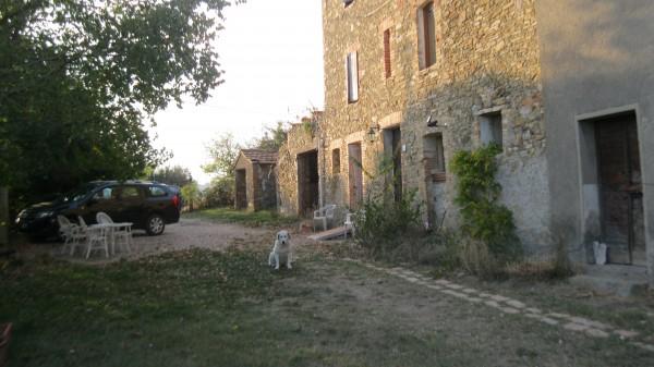 Rustico/Casale in vendita a Magione, Borgogiglione, Con giardino, 400 mq - Foto 57