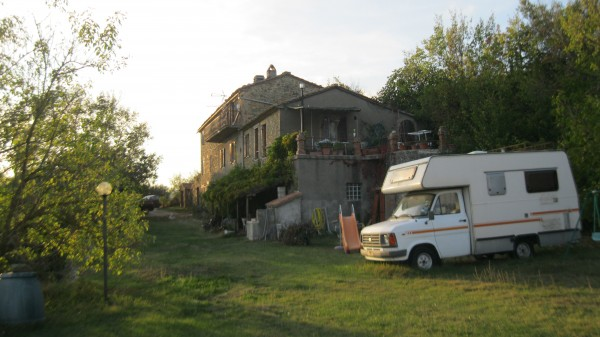Rustico/Casale in vendita a Magione, Borgogiglione, Con giardino, 400 mq - Foto 26