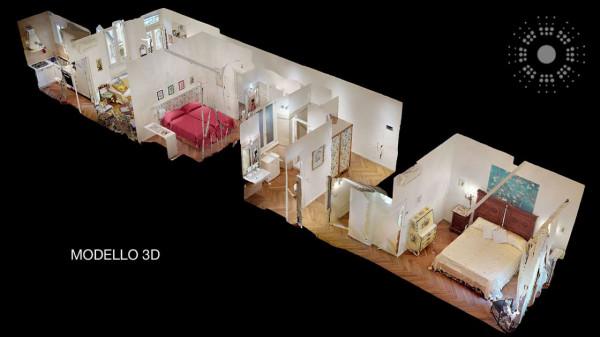 Appartamento in affitto a Firenze, Arredato, con giardino, 92 mq - Foto 2