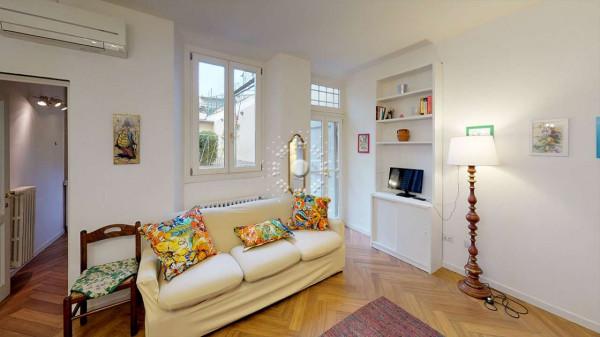 Appartamento in affitto a Firenze, Arredato, con giardino, 92 mq