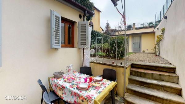 Appartamento in affitto a Firenze, Arredato, con giardino, 92 mq - Foto 24