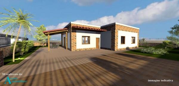 Villa in vendita a Taranto, 3 - San Vito, Carelli, Talsano, San Donato, Con giardino, 105 mq