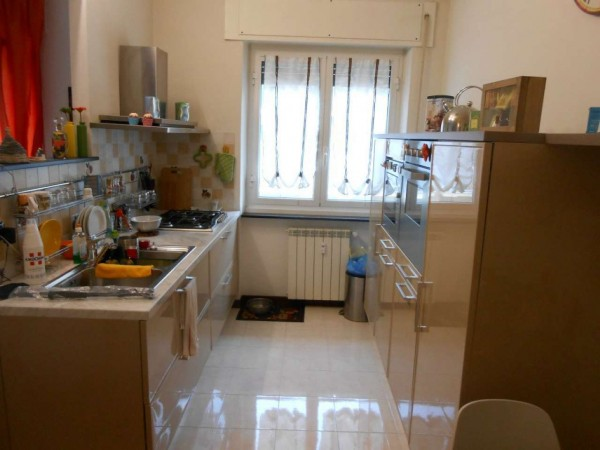 Appartamento in vendita a Genova, Adiacenze Ospedale Gaslini, 90 mq - Foto 37