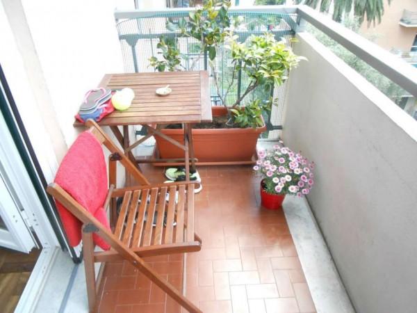 Appartamento in vendita a Genova, Adiacenze Ospedale Gaslini, 90 mq - Foto 23