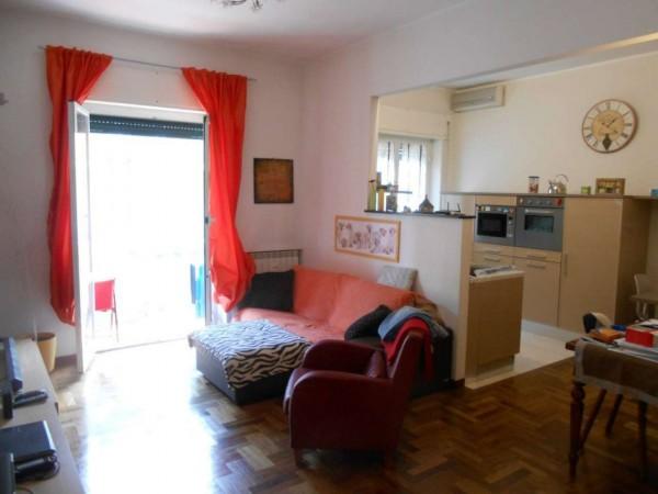 Appartamento in vendita a Genova, Adiacenze Ospedale Gaslini, 90 mq