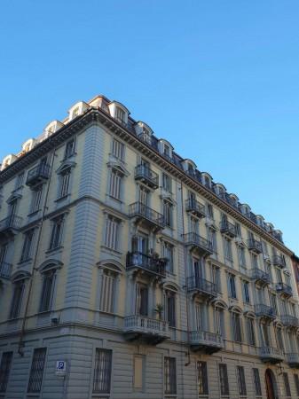 Appartamento in affitto a Torino, Con giardino, 95 mq