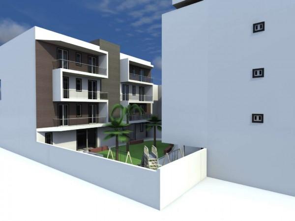 Appartamento in vendita a Capurso, Con giardino, 80 mq