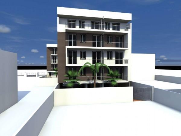Appartamento in vendita a Capurso, Con giardino, 75 mq