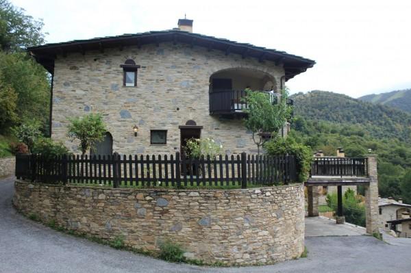 Appartamento in vendita a Roburent, Prel, Arredato, con giardino, 70 mq