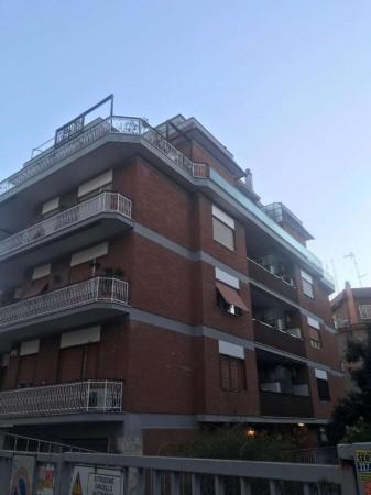 Appartamento in affitto a Roma, Portuense, Arredato, con giardino, 110 mq - Foto 23