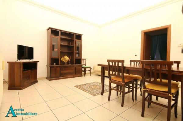 Appartamento in affitto a Taranto, Centrale, Arredato, 85 mq