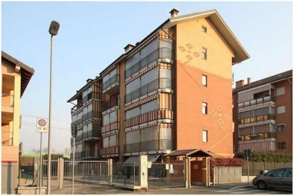 Appartamento in affitto a Torino, Via Lanzo, Arredato, con giardino, 60 mq