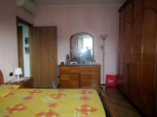 Appartamento in vendita a Milano, Crescenzago, Con giardino, 98 mq - Foto 12