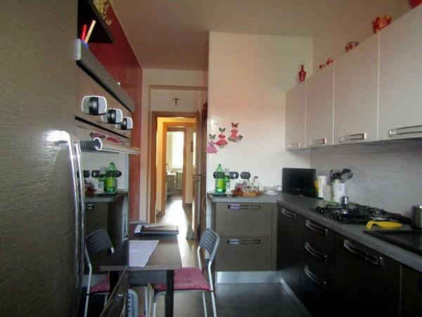Appartamento in vendita a Milano, Crescenzago, Con giardino, 98 mq - Foto 17
