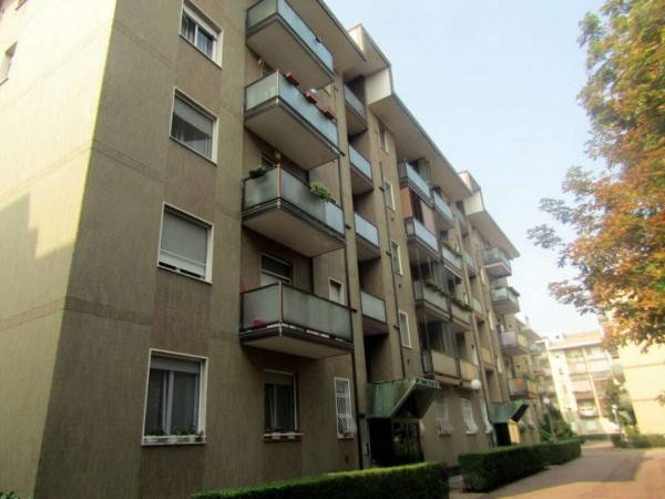 Appartamento in vendita a Milano, Crescenzago, Con giardino, 98 mq - Foto 8