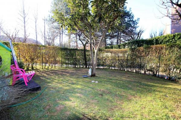 Appartamento in vendita a Alpignano, Con giardino, 82 mq