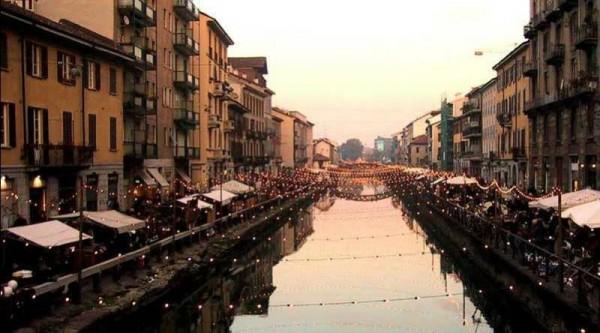 Appartamento in affitto a Milano, Porta Genova, Darsena, Arredato, 90 mq - Foto 10