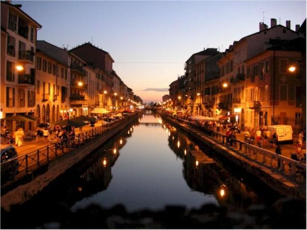 Appartamento in affitto a Milano, Porta Genova, Darsena, Arredato, 90 mq - Foto 9