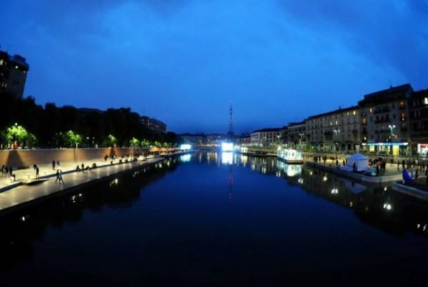 Appartamento in affitto a Milano, Porta Genova, Darsena, Arredato, 90 mq - Foto 7