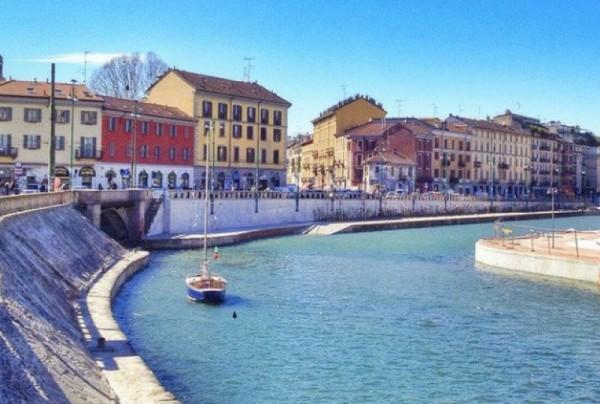 Appartamento in affitto a Milano, Porta Genova, Darsena, Arredato, 90 mq - Foto 5