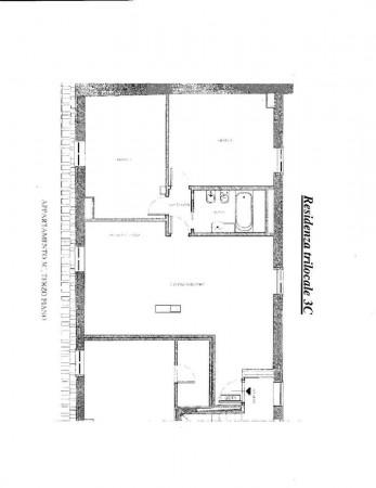 Appartamento in affitto a Milano, Porta Genova, Darsena, Arredato, 90 mq - Foto 2