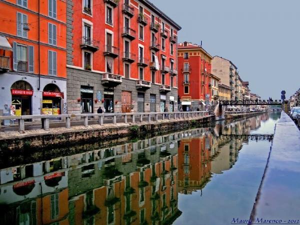 Appartamento in affitto a Milano, Porta Genova, Darsena, Arredato, 90 mq - Foto 11