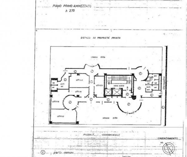 Ufficio in vendita a Genova, Molassana, 854 mq - Foto 11