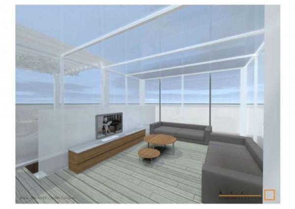 Appartamento in vendita a Milano, Lambrate, Con giardino, 110 mq - Foto 14
