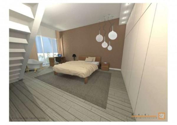Appartamento in vendita a Milano, Lambrate, Con giardino, 110 mq - Foto 12