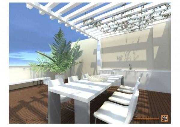 Appartamento in vendita a Milano, Lambrate, Con giardino, 110 mq - Foto 24