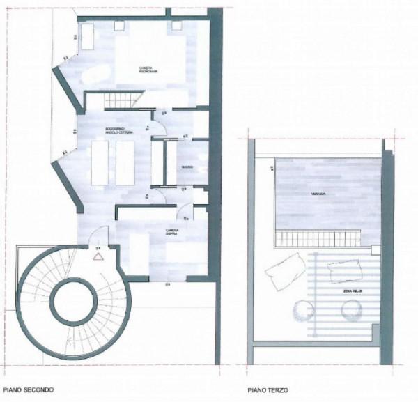 Appartamento in vendita a Milano, Lambrate, Con giardino, 110 mq - Foto 4