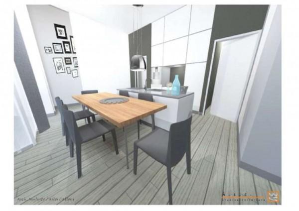 Appartamento in vendita a Milano, Lambrate, Con giardino, 110 mq - Foto 13