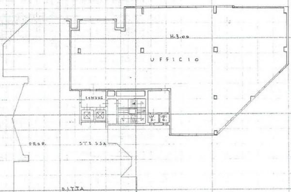 Ufficio in vendita a Brescia, Bresciadue, 1076 mq - Foto 6