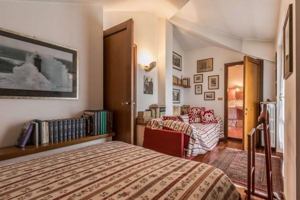 Appartamento in vendita a Monza, Parco, Con giardino, 275 mq - Foto 7