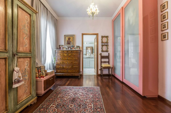 Appartamento in vendita a Monza, Parco, Con giardino, 275 mq - Foto 10
