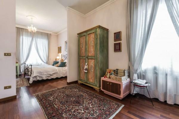 Appartamento in vendita a Monza, Parco, Con giardino, 275 mq - Foto 9