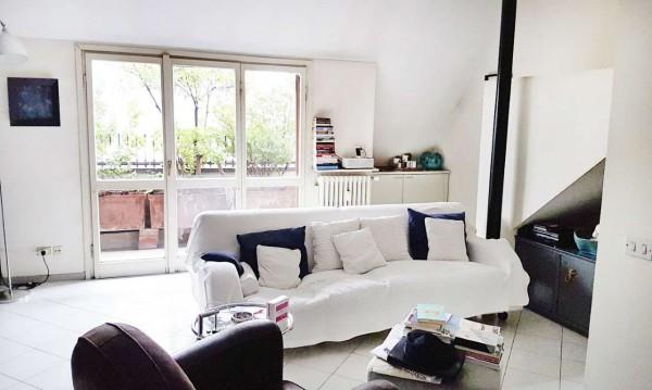 Appartamento in vendita a Milano, Cadorna, 140 mq