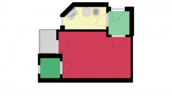 Appartamento in vendita a Milano, Piazzale Istria, 30 mq