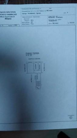 Appartamento in vendita a Milano, Alzaia Naviglio  - Famagosta, Arredato, 50 mq - Foto 11