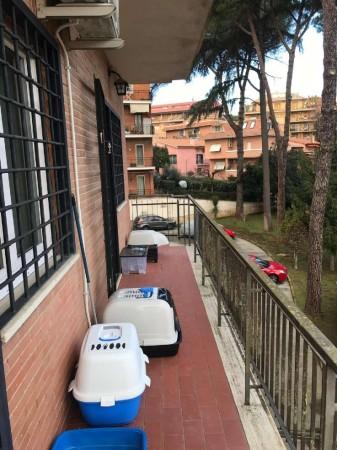Appartamento in vendita a Roma, Cassia Case E Campi, Con giardino, 150 mq - Foto 28