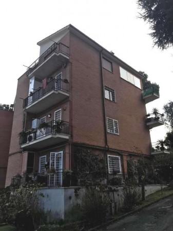 Appartamento in vendita a Roma, Cassia Case E Campi, Con giardino, 150 mq - Foto 33