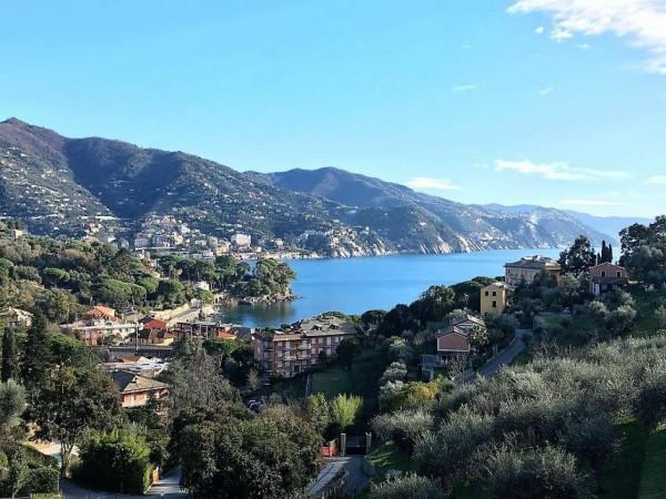 Appartamento in vendita a Rapallo, San Michele Di Pagana, Con giardino, 90 mq