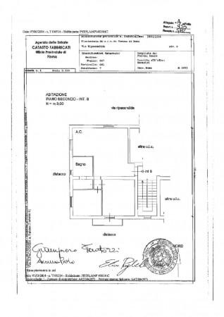 Appartamento in vendita a Roma, Quarto Miglio, 78 mq - Foto 2