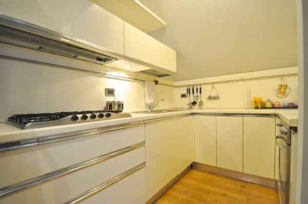 Appartamento in vendita a Genova, Apparizione, Arredato, con giardino, 65 mq - Foto 12
