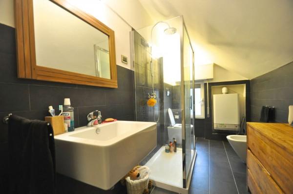 Appartamento in vendita a Genova, Apparizione, Arredato, con giardino, 65 mq - Foto 6
