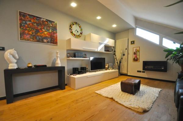 Appartamento in vendita a Genova, Apparizione, Arredato, con giardino, 65 mq
