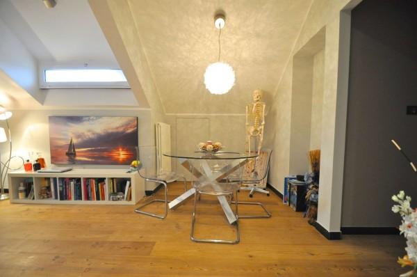 Appartamento in vendita a Genova, Apparizione, Arredato, con giardino, 65 mq - Foto 10